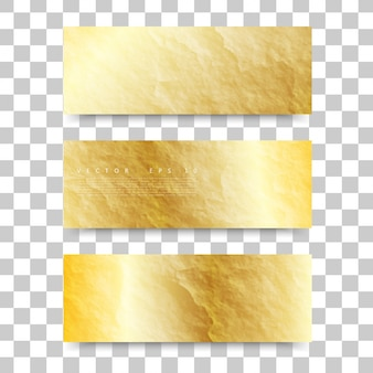 Vector Gold Texture.