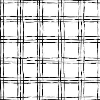 Вектор рисованной полосатый фон