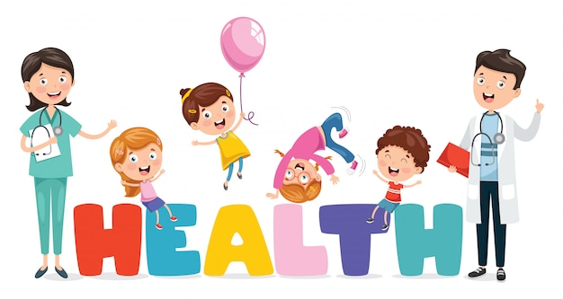 Vector illustration medical and healthcare