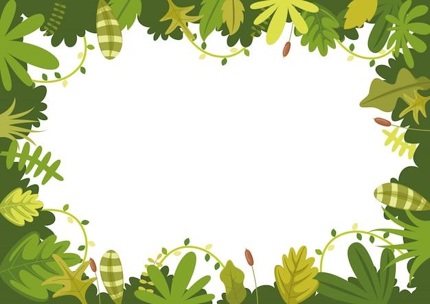 Vector illustration of nature scene