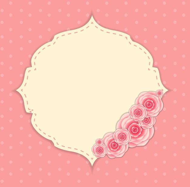 Векторная иллюстрация розовой детской обуви для новорожденной девочки