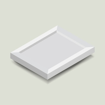 Vector illustration of photo frame icon