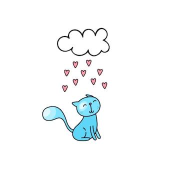 Vector illustration for valentine's day