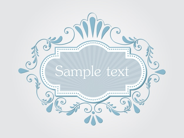 Free Vector Invitation Cards Or Wedding Card With Elegant