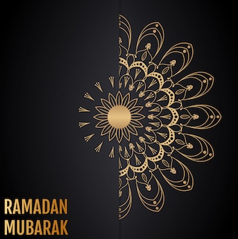 Vector islamic background. ramadan mubarak.