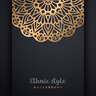 Vector islamic background