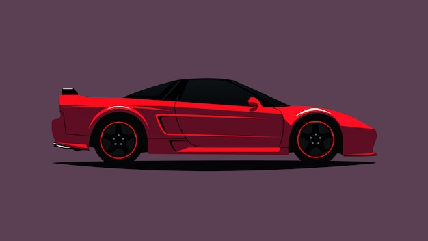 ベクトルjdm車