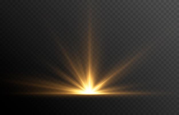 벡터 빛 빛의 섬광 마법의 빛 태양 태양 광선 png 크리스마스 빛 빛 png