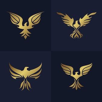 Шаблон векторной лого