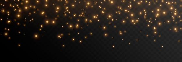 ベクターマジックグロースパークリングライトスパークルダストpngスパークリングマジカルダストクリスマスライト