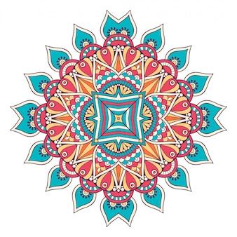 Vector Mandala