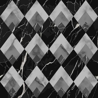 Вектор мрамор бесшовные модели повторяет мраморность поверхности текстиля и внутренней печати