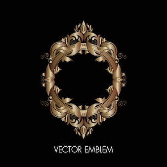 Vector of abstract