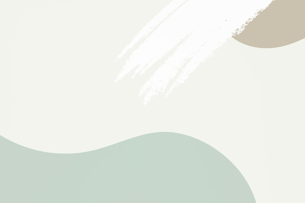 Vector pastel green and brown abstract textured background