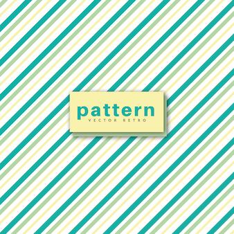 벡터 패턴 디자인 레트로