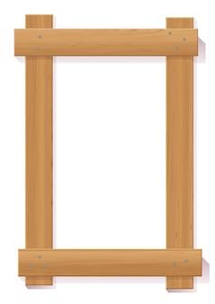 Vector plank frame
