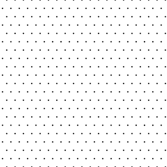 Vector polka background with small dots