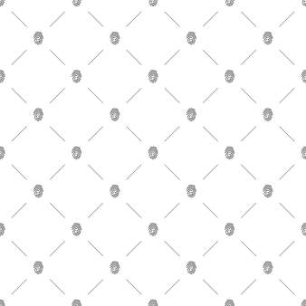 Vector seamless pattern, fingerprint, editable can be used for web page backgrounds, pattern fills