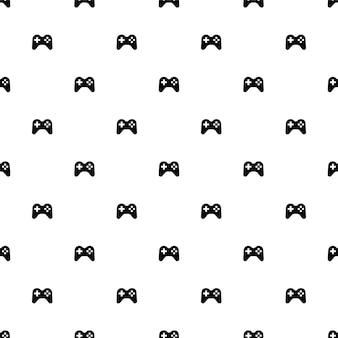 벡터 원활한 패턴, 조이스틱, 편집 가능은 웹 페이지 배경, 패턴 채우기에 사용할 수 있습니다.