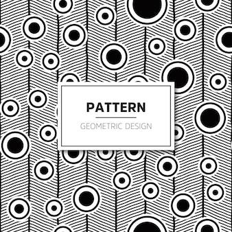 ベクトルシームレスパターン。波状の縞模様のモダンでスタイリッシュなテクスチャー