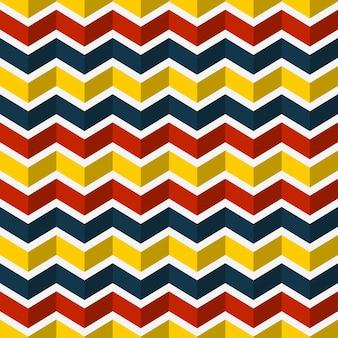 다채로운 갈매기와 벡터 완벽 한 패턴입니다.
