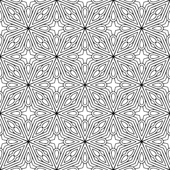 ベクトルシームレスパターン