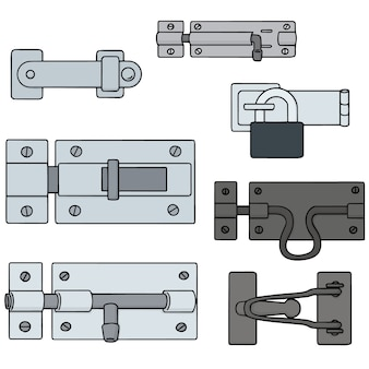 Vector set of latch
