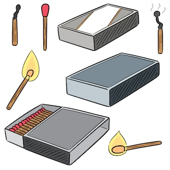 Vector set of matches