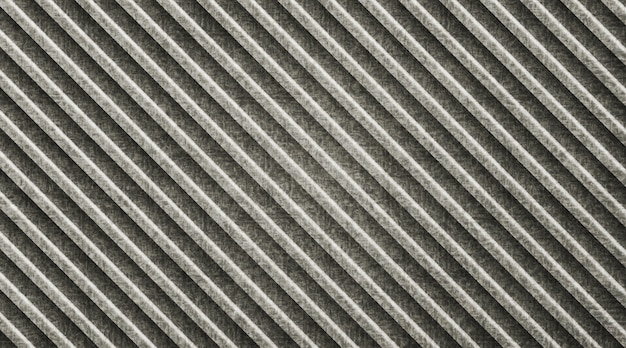 Vector stronger silver metal and steel background