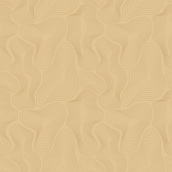 Vector topographic map background, curved lines.