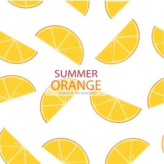 Векторные треугольные кусочки оранжевого рисунка