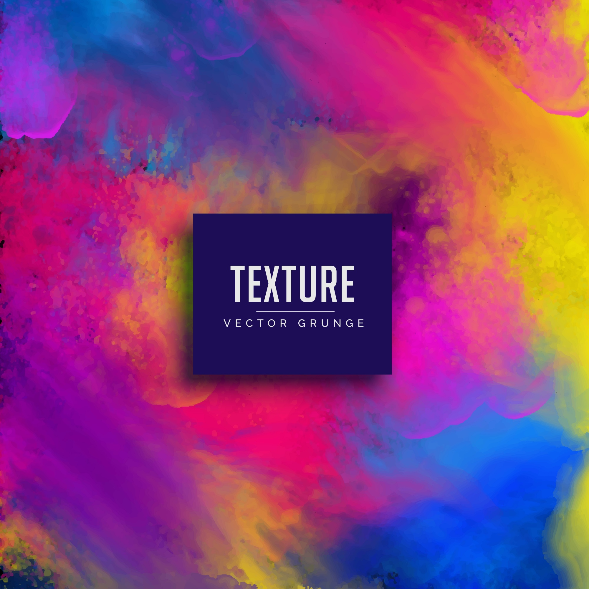 Vector watercolor texture background illustration