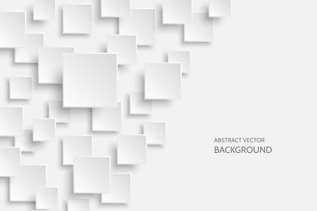 Вектор белый современный абстрактный