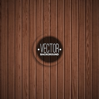 Vector Wood Texture Background Design Natural Dark Vintage Wooden Illustration