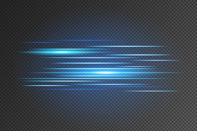 Vectors line speed translucent.