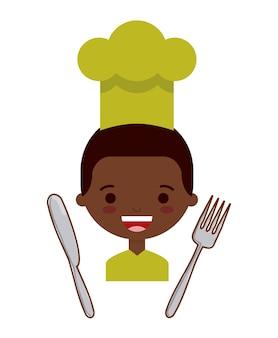дизайн вегетарианской пищи, векторные иллюстрации eps10 graphic