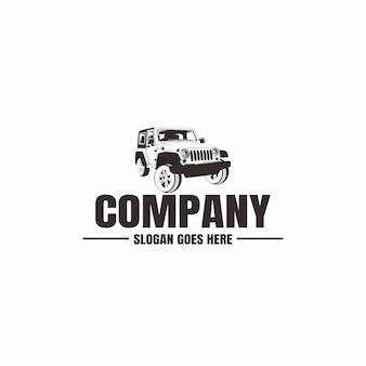Vehicle logo template. car icon for business . rent, repair, shop garage .
