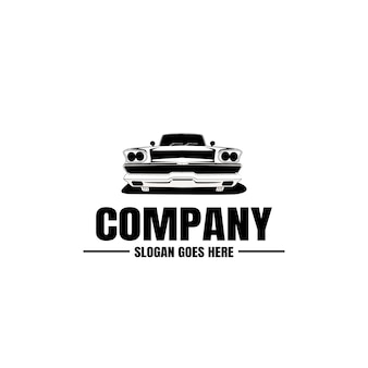 Vehicle logo template. car icon  . rent,  repair,  shop garage .