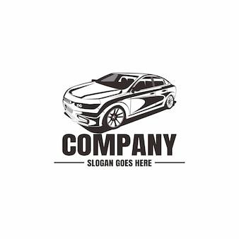 車両のロゴのテンプレート