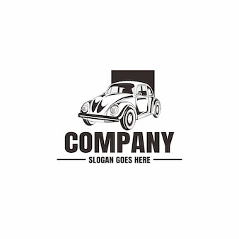 Vehicle logo template
