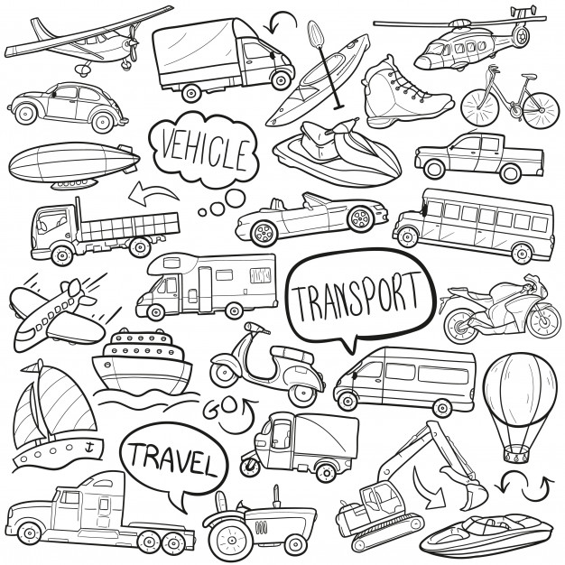 Vehicles and Transport