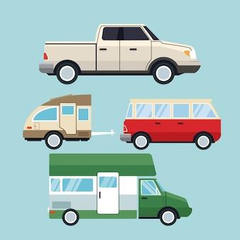 車両コレクションセット