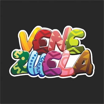 Письмо венесуэлы
