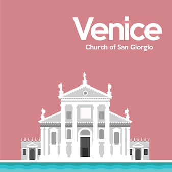 Venice background design