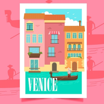 Poster di venezia