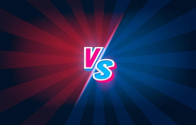 Versus game sport vs team concept