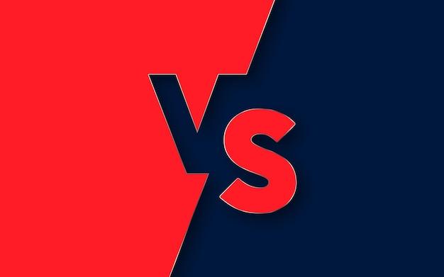 Versus screen vs letters