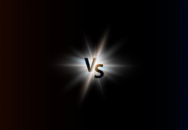 Versus. vs.