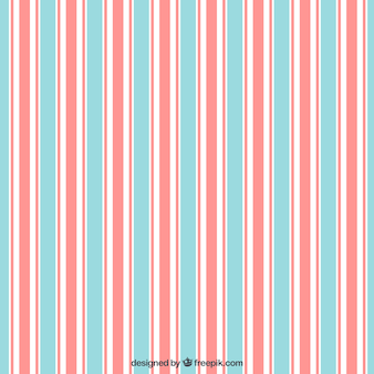 Vertical stripe pattern