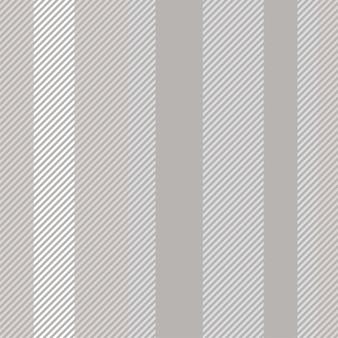 縦縞のシームレスパターン。線は抽象的なデザインをベクトルします。ファッションテキスタイルに適したストライプの質感。